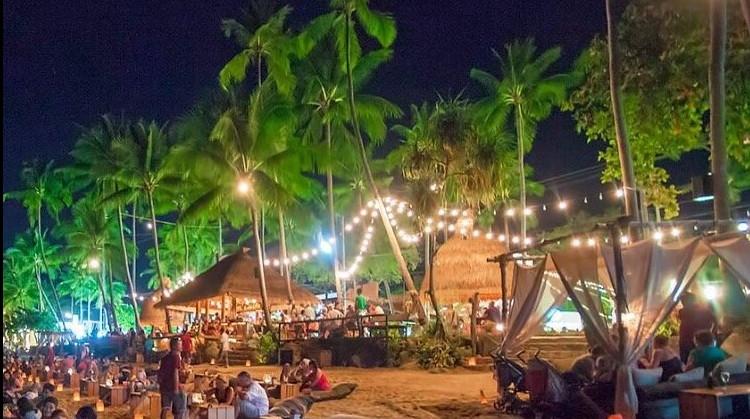 Bophut Restaurants Koh Samui Thailand