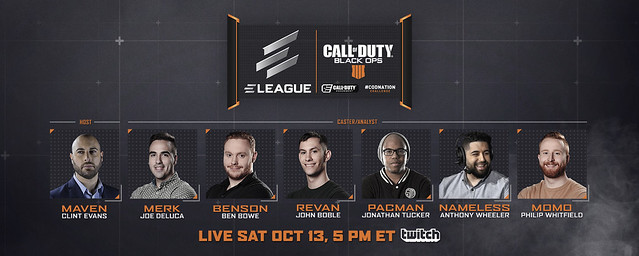 Eleague Commentary