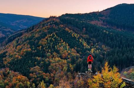BĚŽELI JSME: Zapomenuté hory se zapomenutou fyzičkou