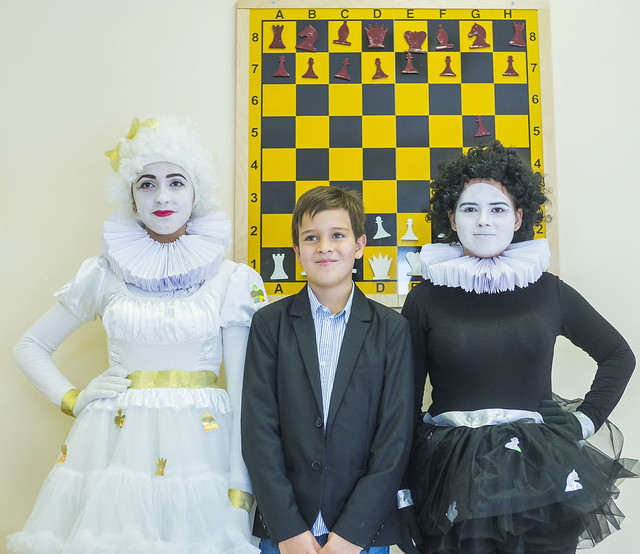 The European Union has financed the renovation of the chess schools from Ribnita and Rezina