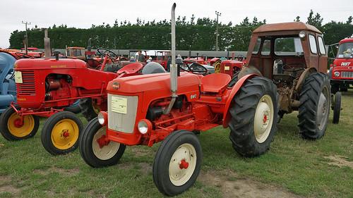 BMC Mini Tractor.