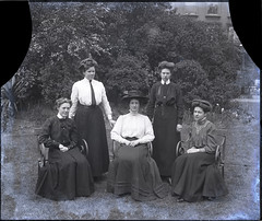 Unidentified group of women, nd