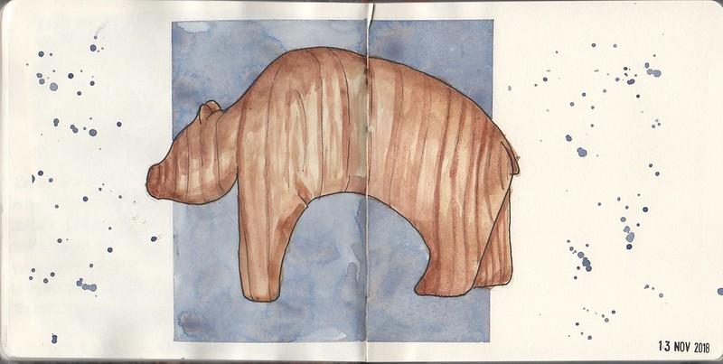20181113 - pine bear