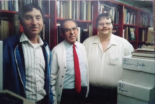 Dave Hirt, Frank Katen, John Burns