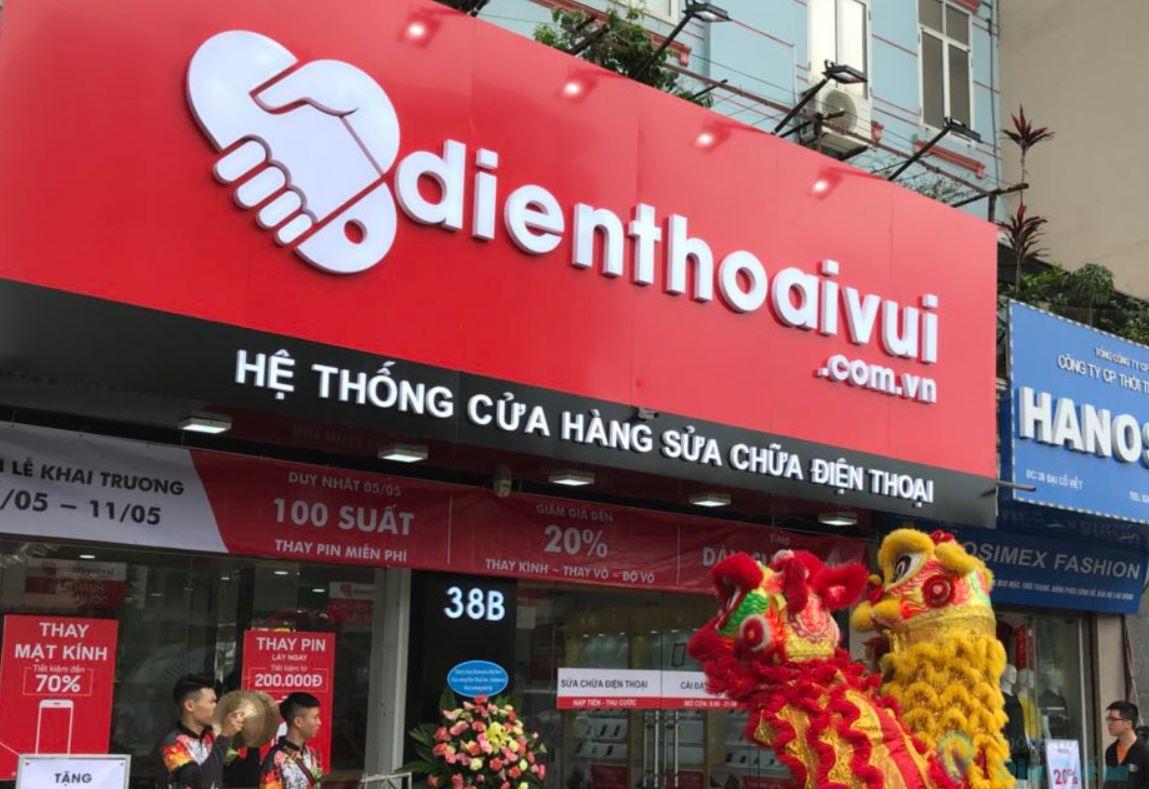 Điện Thoại Vui Đại Cồ Việt