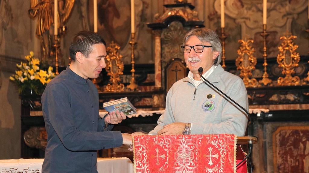 Rassegna del Santo 2018  06 - 10 - 2018    I Maestri  E  Barbagli  e  D. Carugati