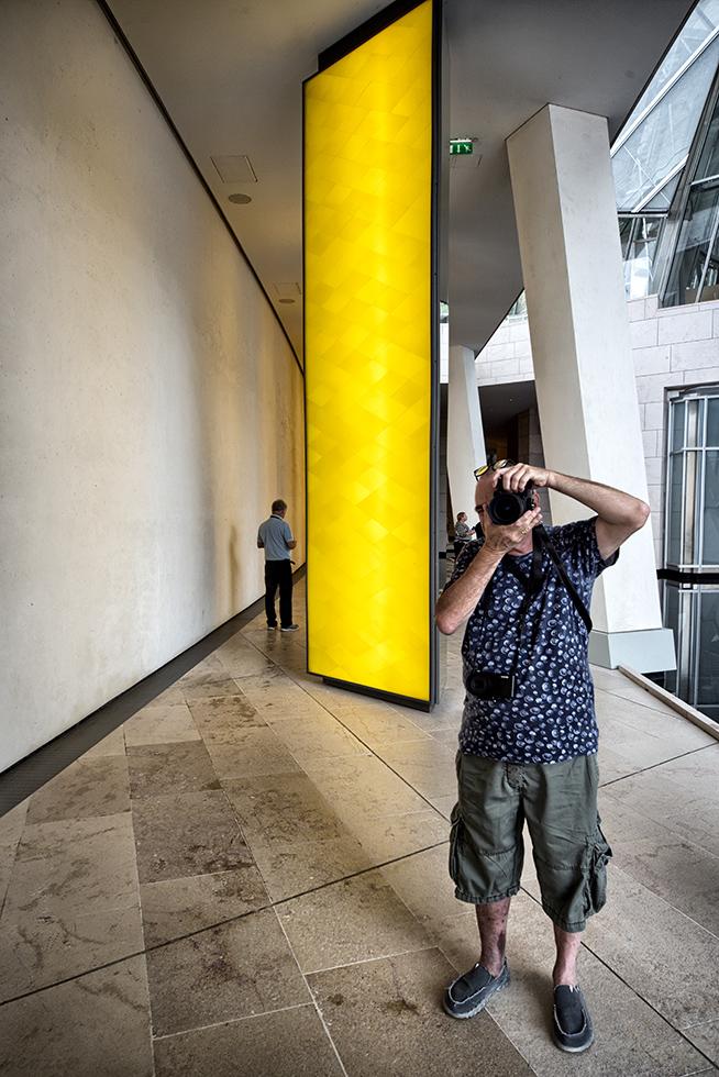 jeux de reflets à la Fondation Louis Vuitton 31351926448_2d0ce68930_o