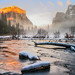 Yosemite Winter Fine Art Landscapes! Sony A7RII yosemite National Park Winter Snow! Dr. Elliot McGucken Fine Art Landscape Photography!  Ansel Adams & John Muir Tribute!