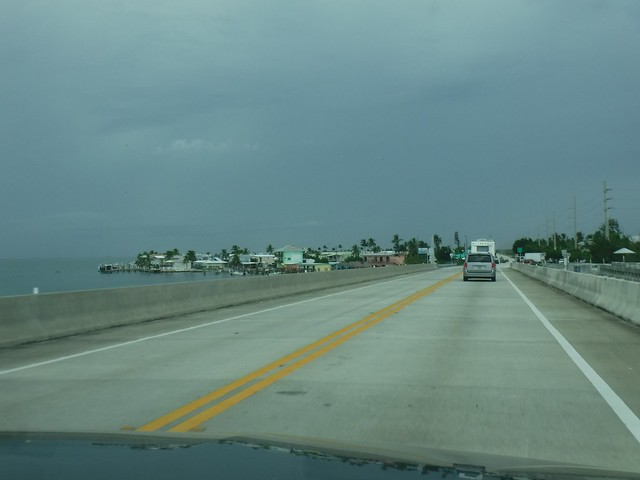 Leaving the Florida Keys