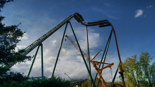 Yukon Striker under construction