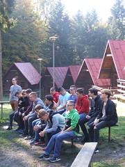 2018-10-10 Wycieczka integracyjna klas 1ab, 1c, 1d