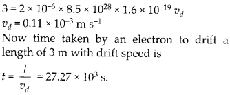 NCERT Solutions for Class 12 Physics Chapter 3 Current Electricity 20