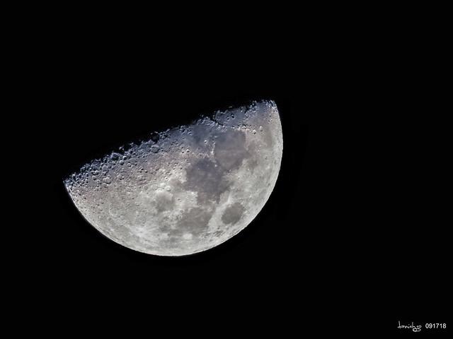 Long time No Moon