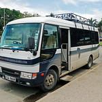 Southern Cross Safaris Zubringerbus Mombasa Airport