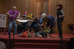 October 6, 2018 - 6:45pm - All-Church Retreat 2018