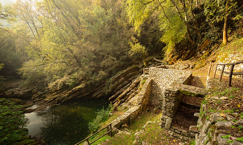 Old Water Mill - Parco Delle Gole Della Breggia - Castel San Pietro - Switzerland