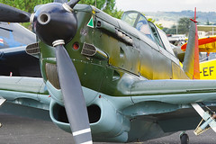 Morane-Saulnier MS.406 - Photo of Brousse