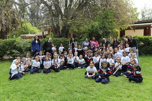 Jornada Pastoral Prekinder, Kinder y 1º Básico