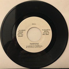 TYPICALLY TROPICAL:BARBADOS(RECORD SIDE-B)