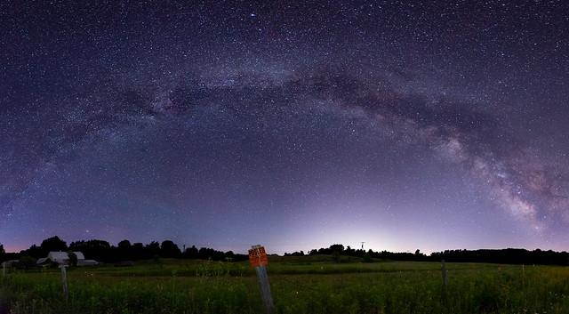 Celestial Mimicry, Nikon D750, AF-S Nikkor 20mm f/1.8G ED