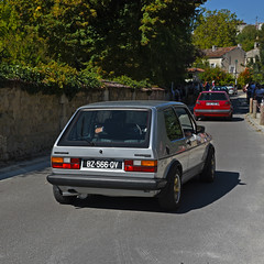 Golf Mk1 GTI - Photo of Saint-Simon