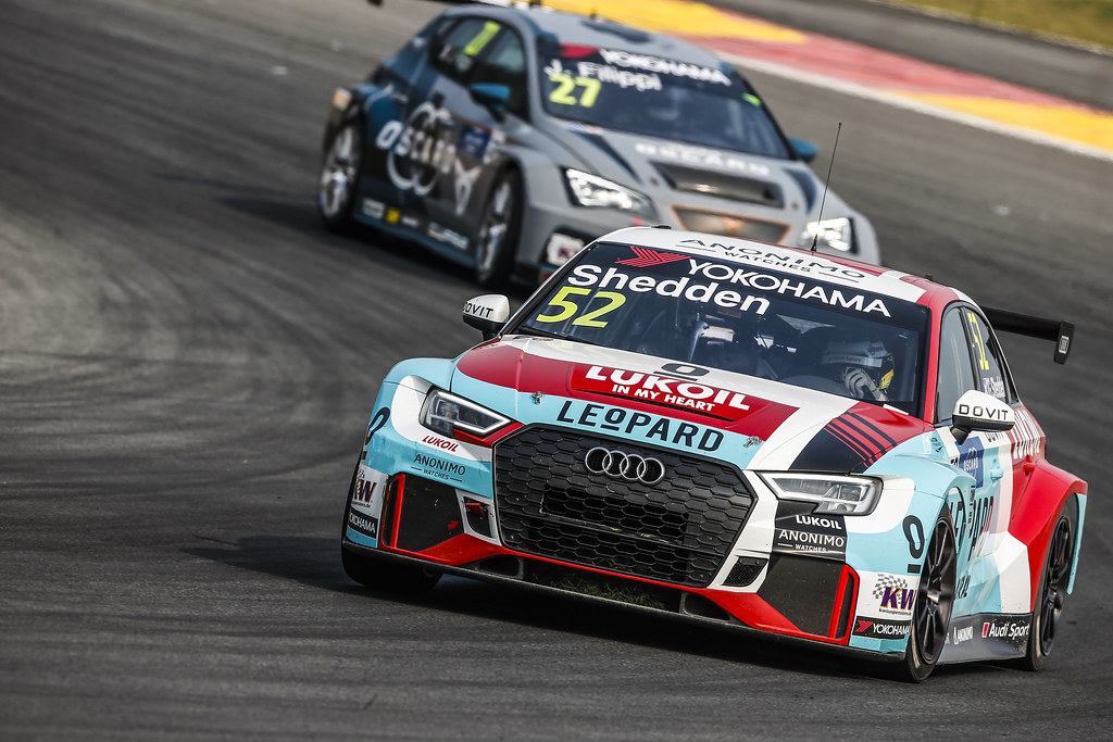 52 SHEDDEN Gordon, (gbr), Audi RS3 LMS TCR team Audi Sport Leopard Lukoil, action during the 2018 FIA WTCR World Touring Car cup of China, at Ningbo  from September 28 to 30 - Photo Jean Michel Le Meur / DPPI