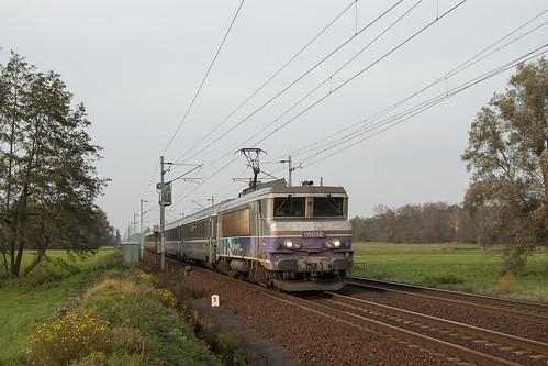 Train 754667 à Eckwersheim