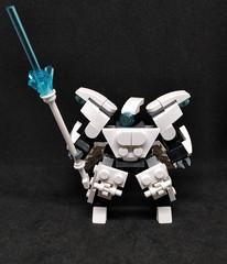 Lockon Weiss - Fusion Javelin