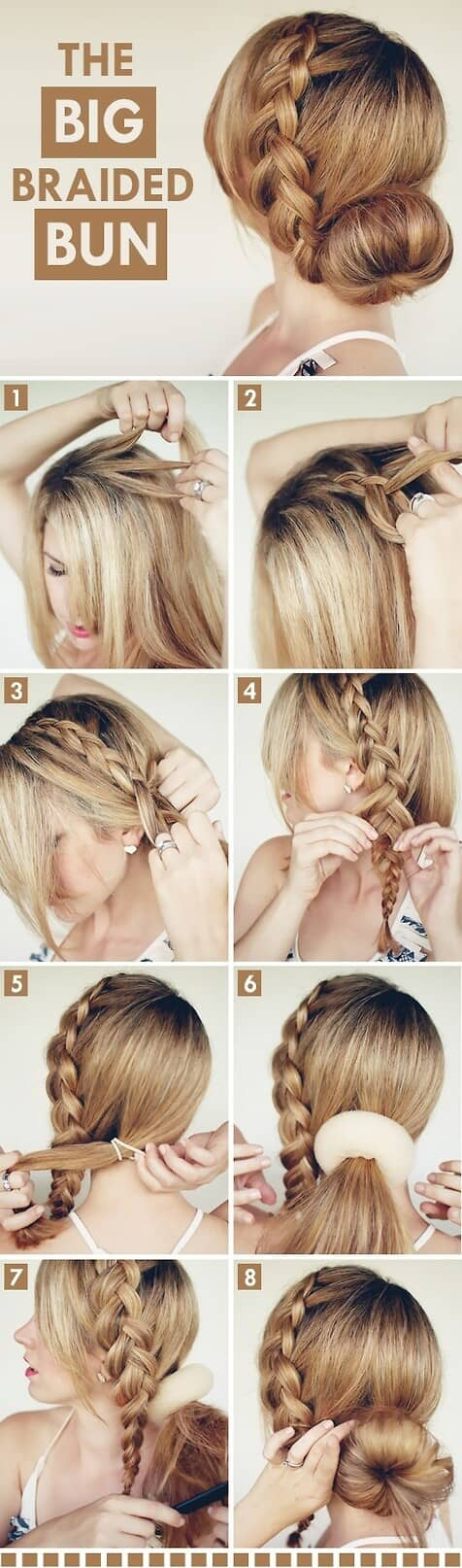 Best Adorable Bun Hairstyles 2019-Inspirations That 13