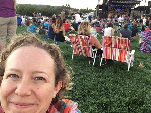Decemberists concert in Bend