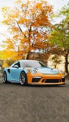 911 GT3 Speedster Design