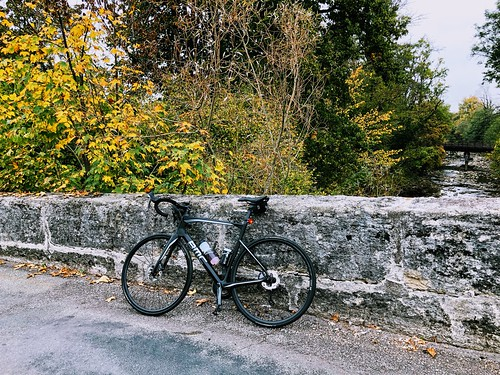 Nothing like a leisurely autumn ride