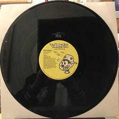 SMIF-N-WESSUN:WREKONIZE(RECORD SIDE-A)