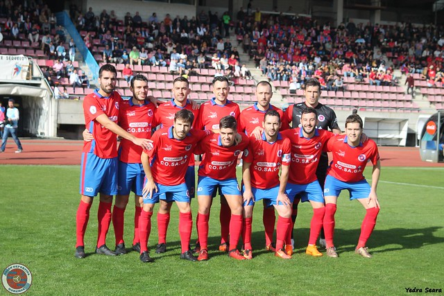 SD.COMPOSTELA VS UD.OURENSE
