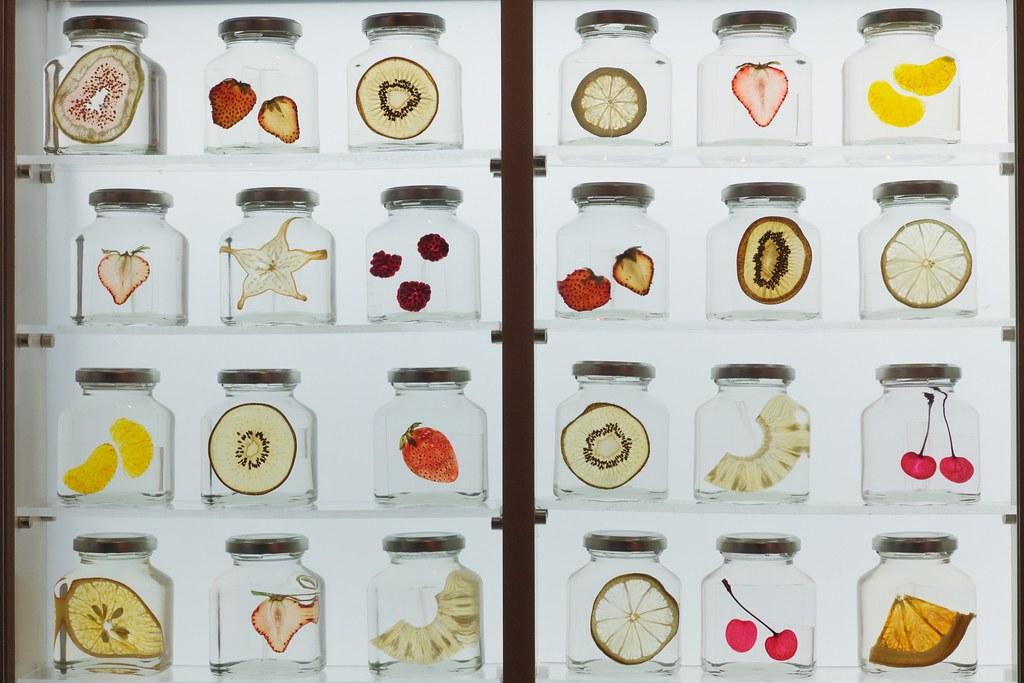 fruit specimen