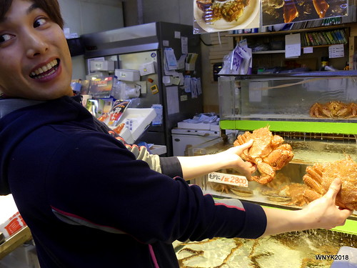 Buying Crabs