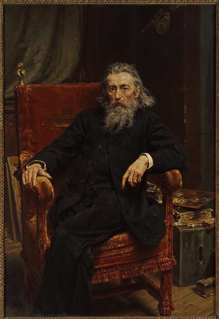 1892 - Autorretrato - Jan Matejko