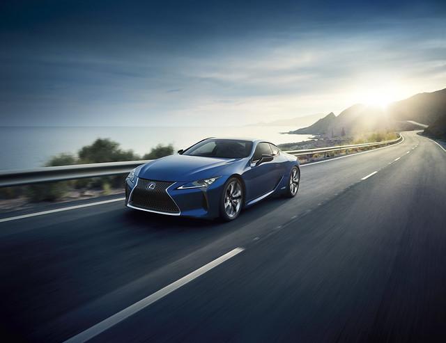 Comprar Lexus Lc