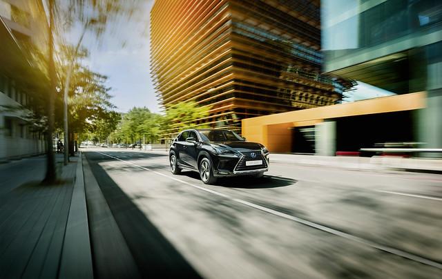 Comprar Lexus Nx