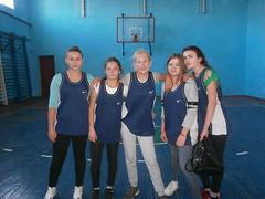 Баскетбол дівчата