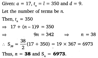 NCERT Solutions for Class 10 Maths Chapter 5 Arithmetic Progressions 63