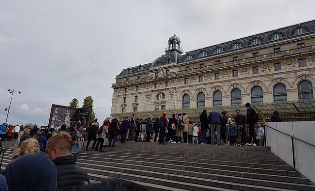 30/10/2018 Musée d'Orsay - Picasso Périodes Bleue Rose