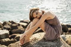 Portrait shoot with Marina