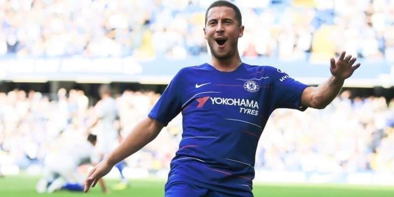 Hazard: Sarri akan senang sekarang