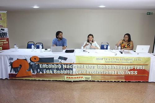 II Seminário Nacional da Reabilitação Profissional no INSS - 20 e 21 de outubro de 2018