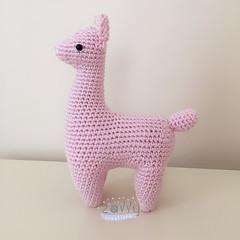 Pink Llama Profile