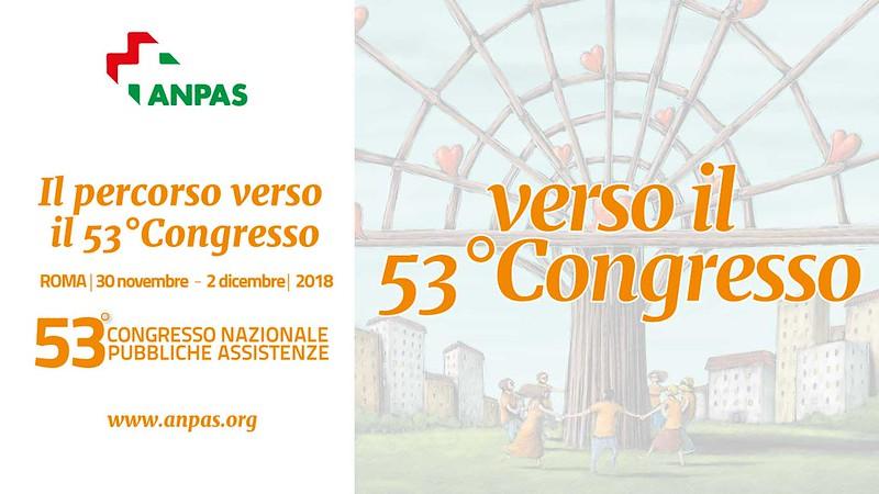 """Verso il 53° Congresso Nazionale ANPAS: """"DARE VALORE"""""""