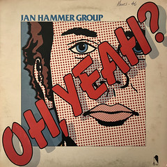 JAN HAMMER GROUP:OH YEAH?(JACKET A)
