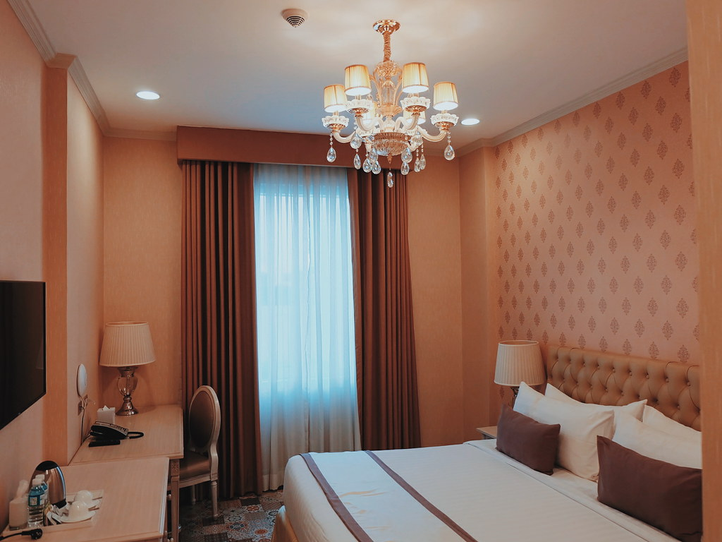 Staycation in Rizal Park Hotel