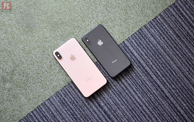 In Pictures: The iPhone XS and XS Max
